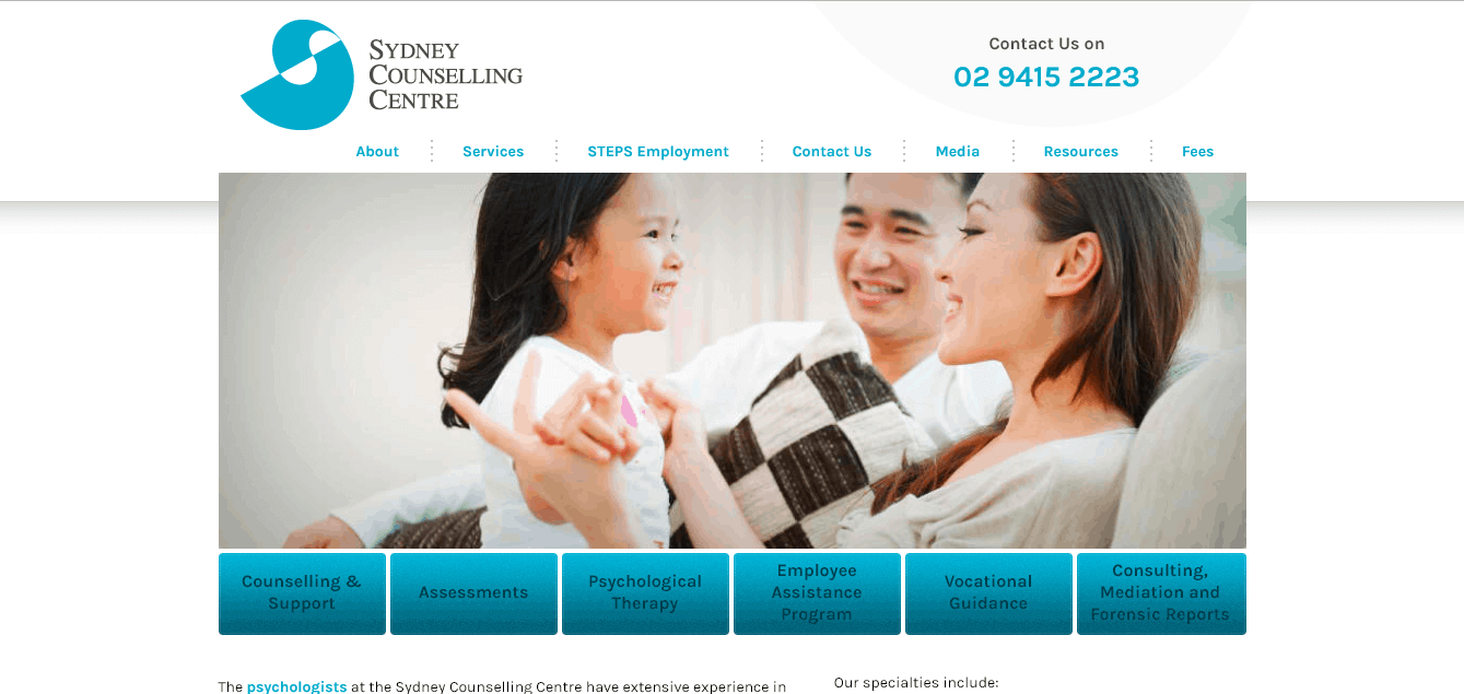 Sydney Counselling Centre