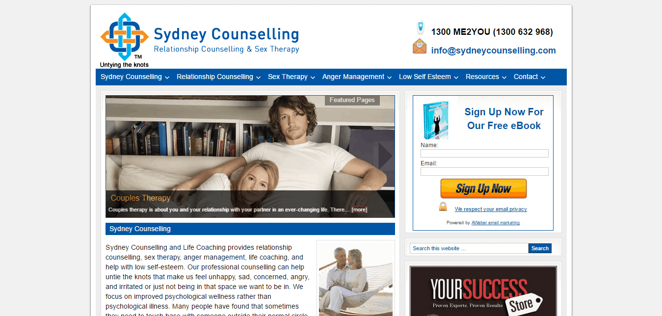 Sydney Counselling