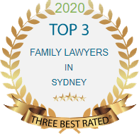 2020 Top 3 Family Lawyers inn Sydney - Three Best Rated